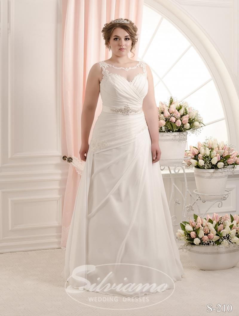 Wedding Dress Silviamo S-210