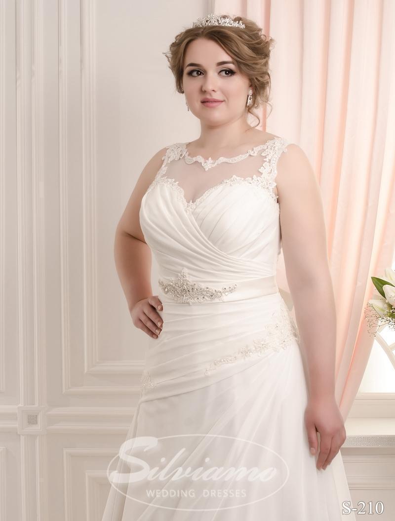 Свадебное платье Silviamo S-210