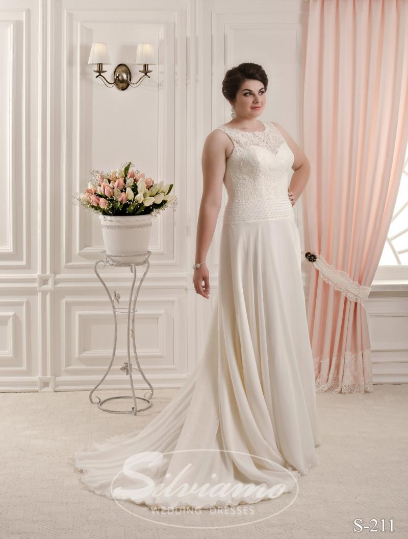 Wedding Dress Silviamo S-211
