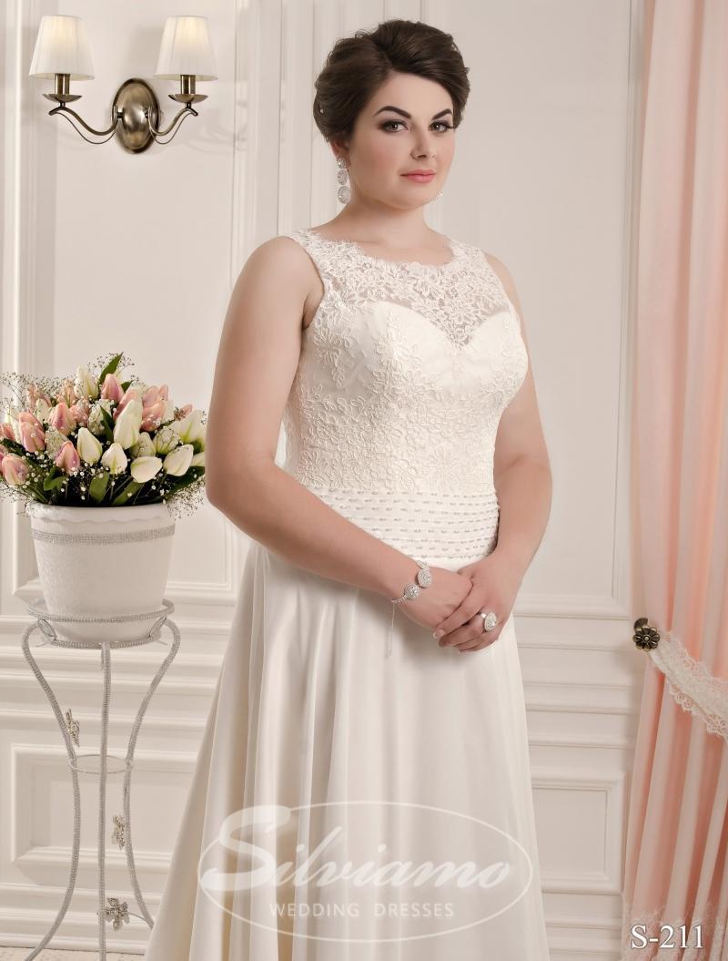 Свадебное платье Silviamo S-211