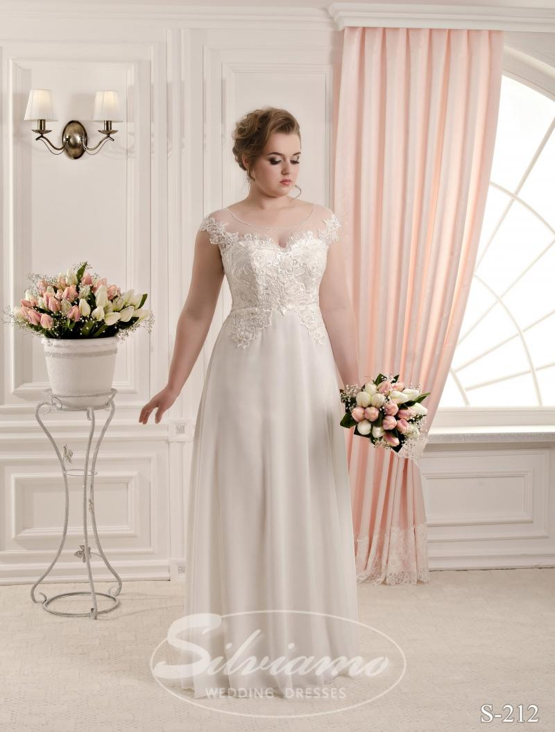 Wedding Dress Silviamo S-212