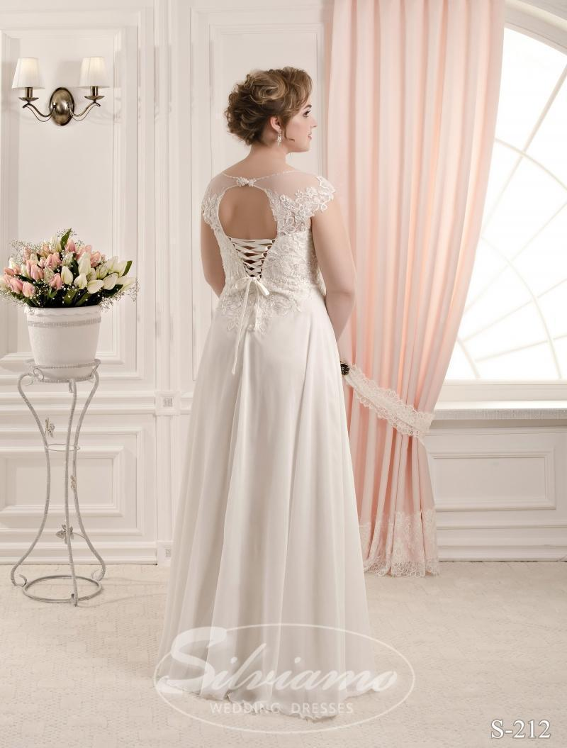 Свадебное платье Silviamo S-212