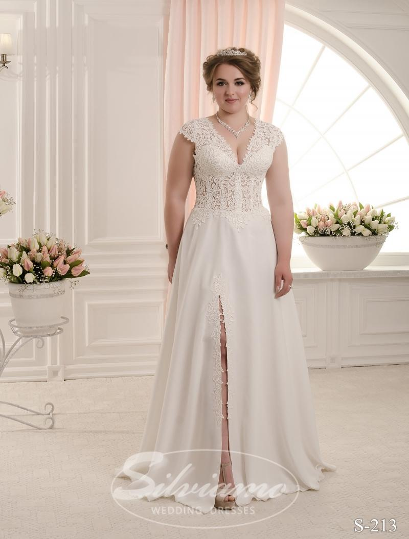 Wedding Dress Silviamo S-213