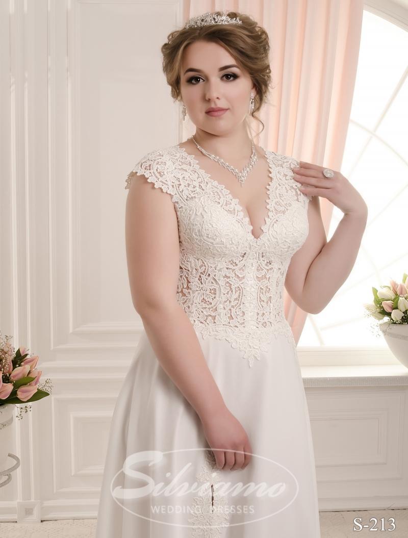 Свадебное платье Silviamo S-213