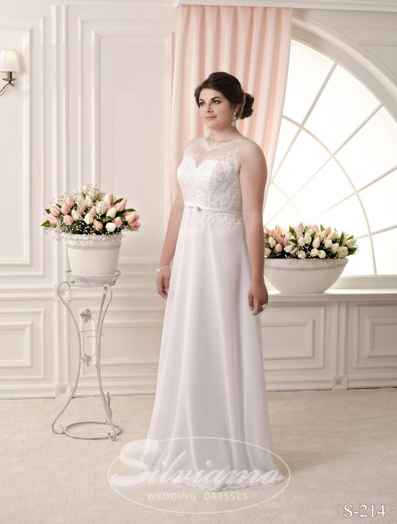 Wedding Dress Silviamo S-214