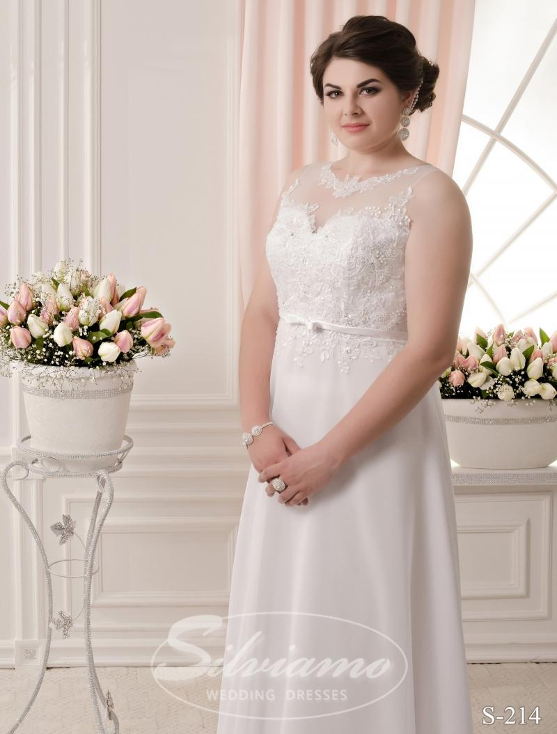 Свадебное платье Silviamo S-214