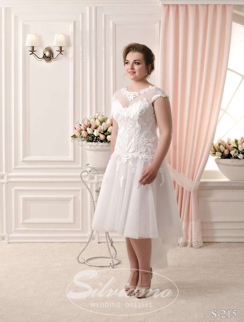 Wedding Dress Silviamo S-215