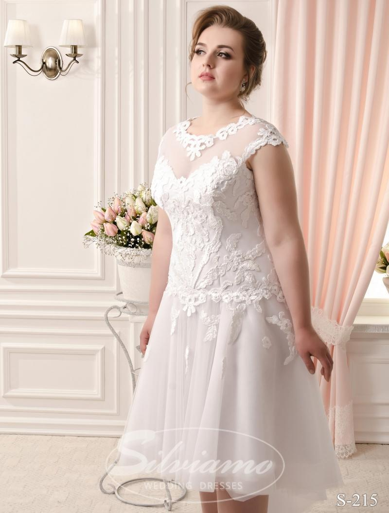 Свадебное платье Silviamo S-215