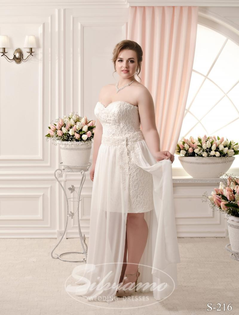 Wedding Dress Silviamo S-216