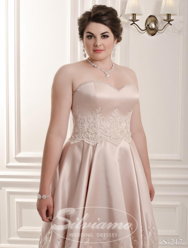 Свадебное платье Silviamo S-217