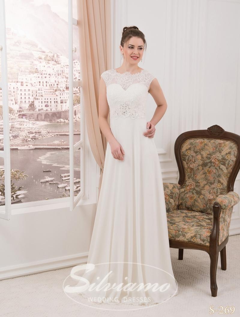 Свадебное платье Silviamo S-269