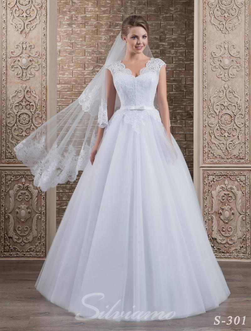 Brautkleid Silviamo S-301