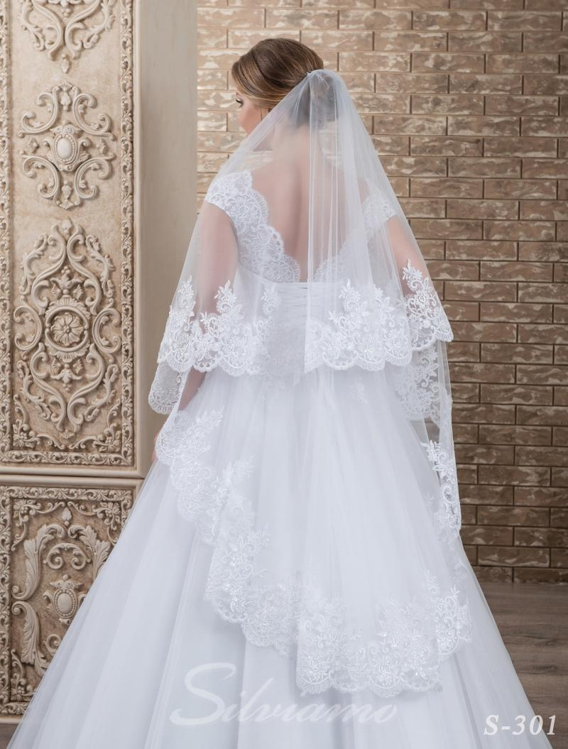 Свадебное платье Silviamo S-301