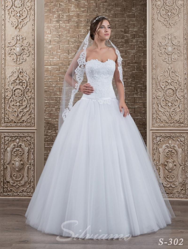 Wedding Dress Silviamo S-302
