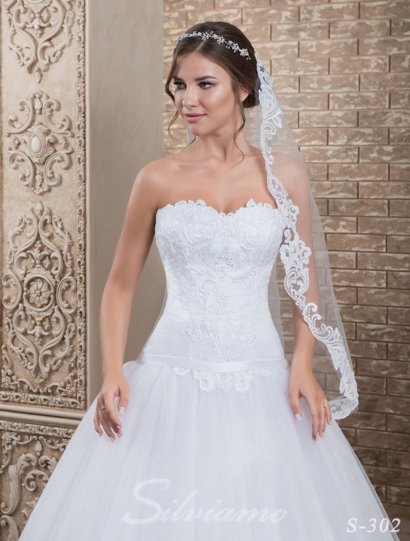 Свадебное платье Silviamo S-302