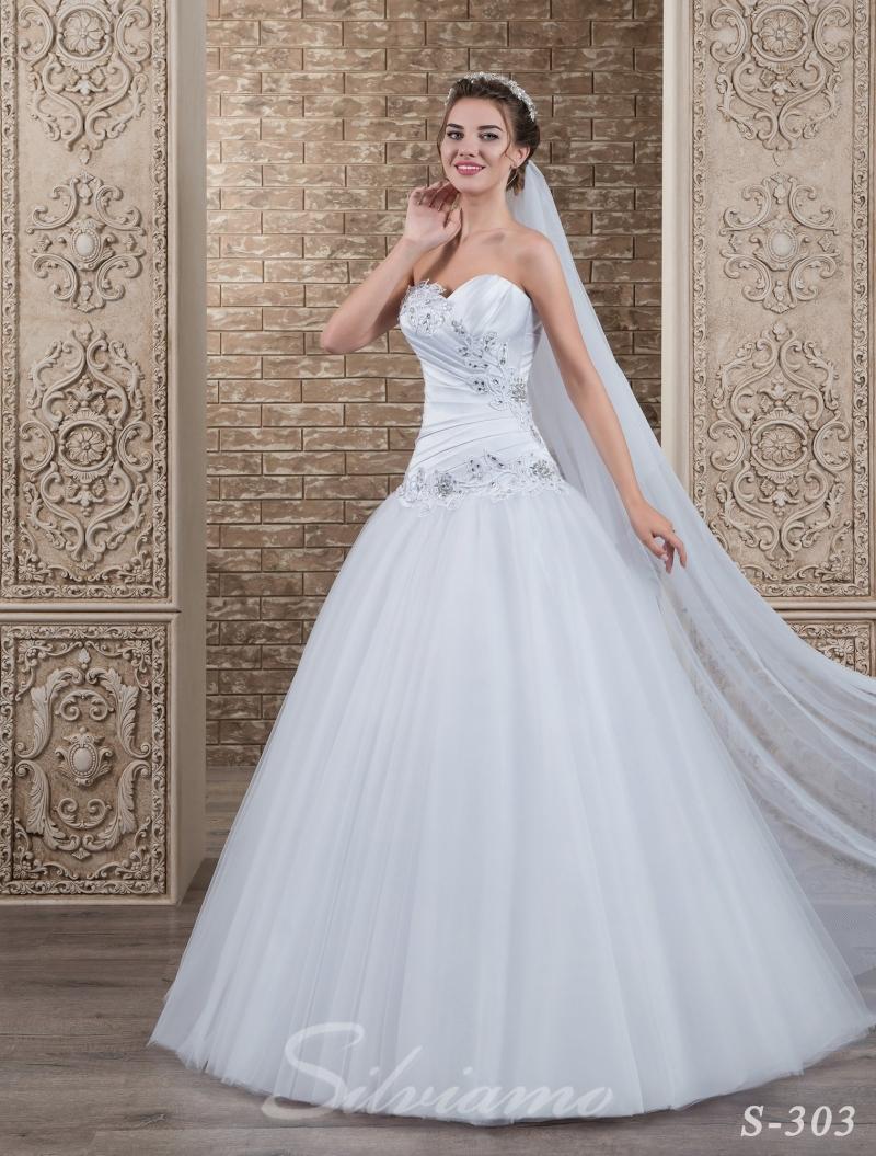 Свадебное платье Silviamo S-303