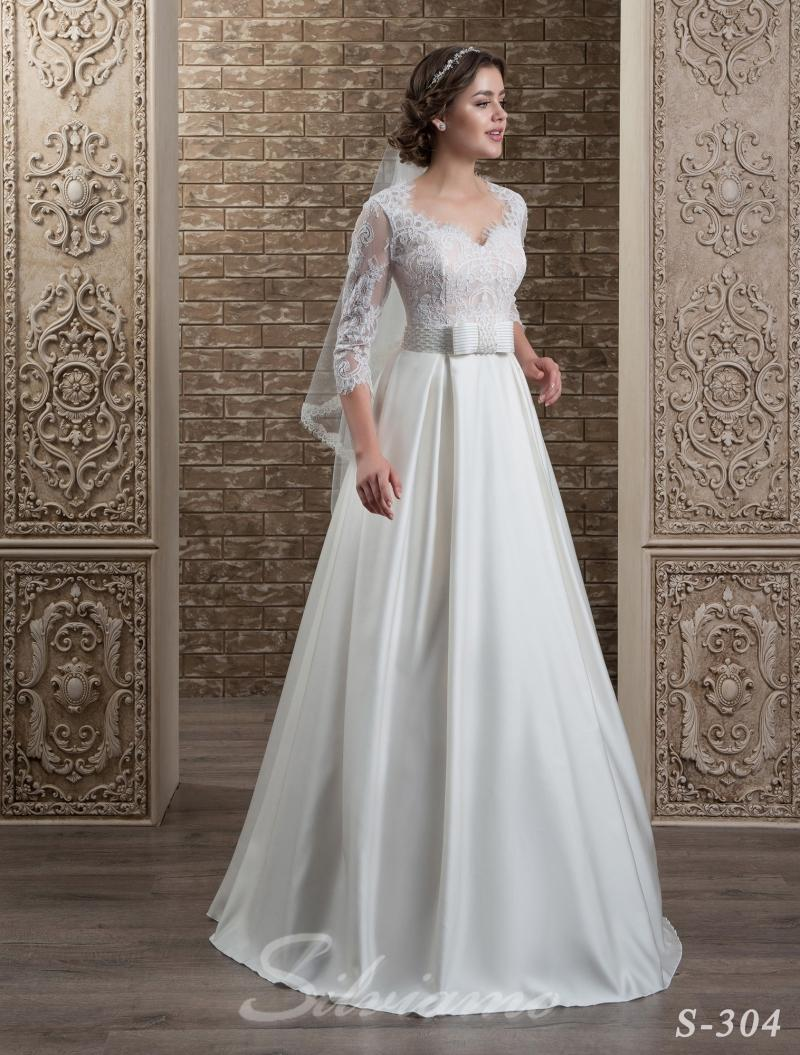Wedding Dress Silviamo S-304