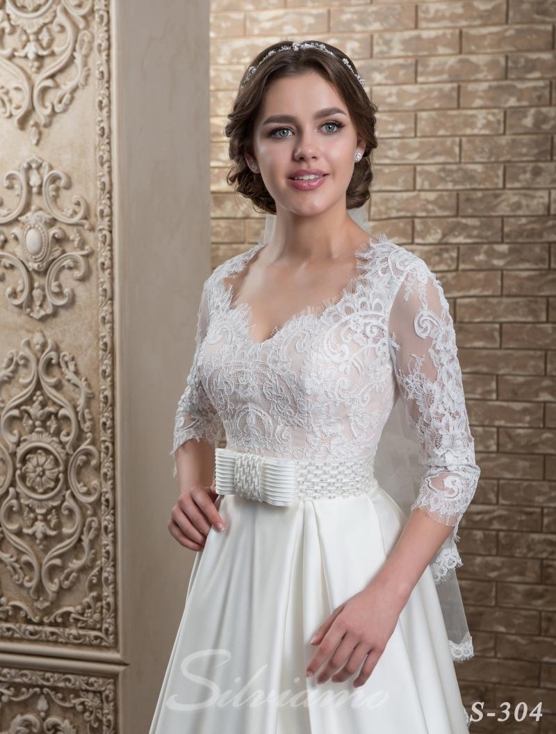 Свадебное платье Silviamo S-304