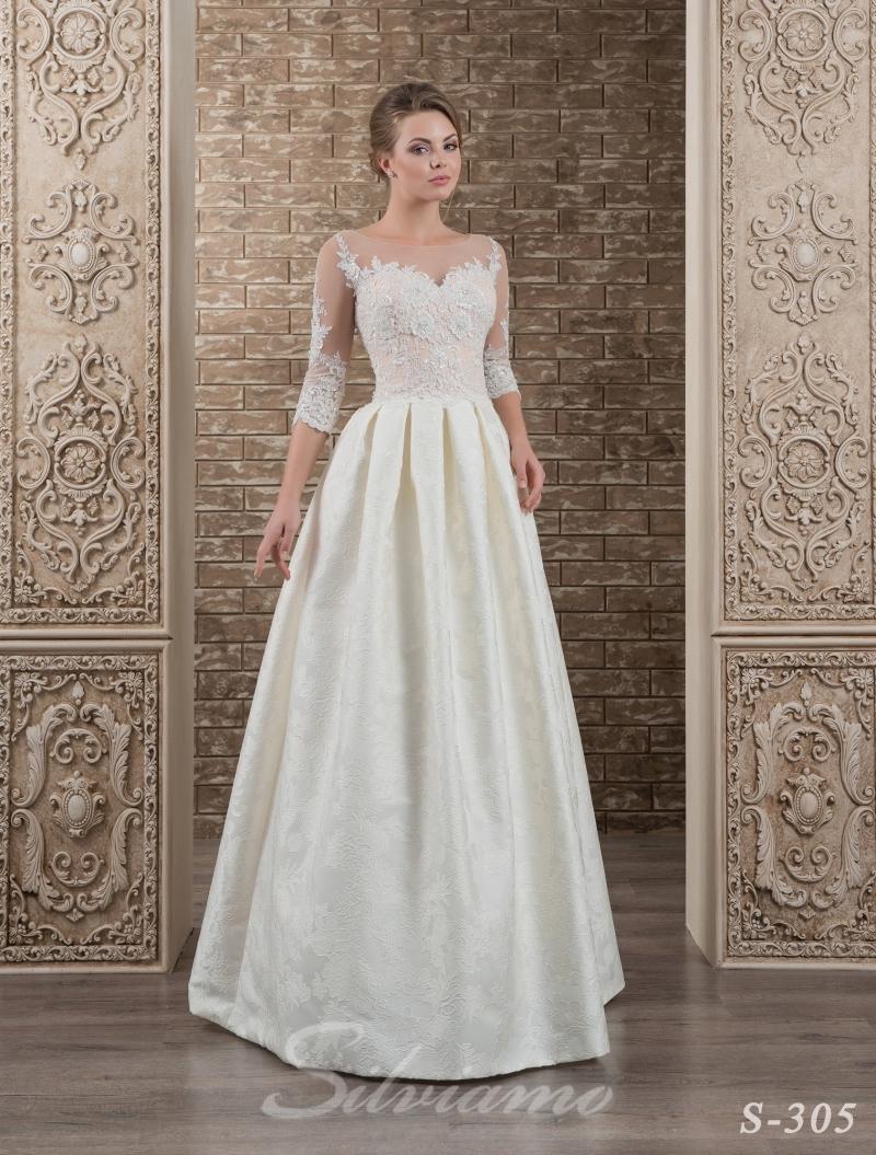 Свадебное платье Silviamo S-305