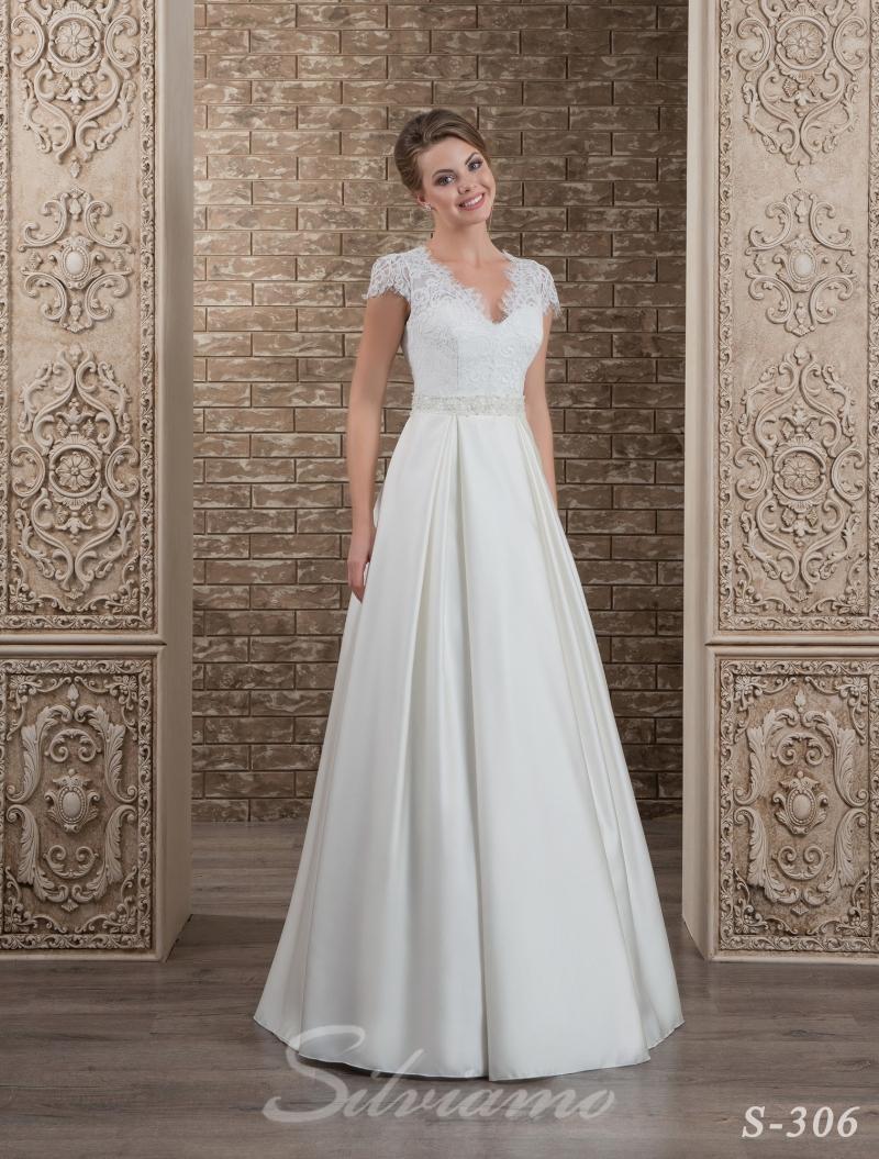 Свадебное платье Silviamo S-306