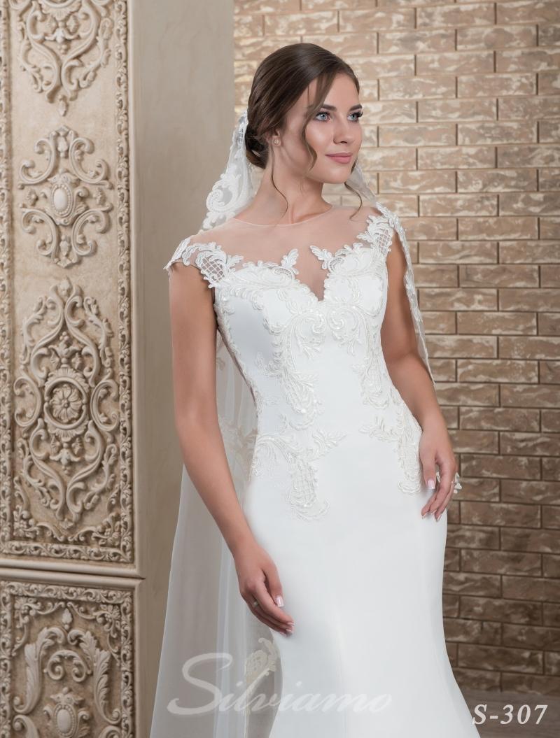 Свадебное платье Silviamo S-307