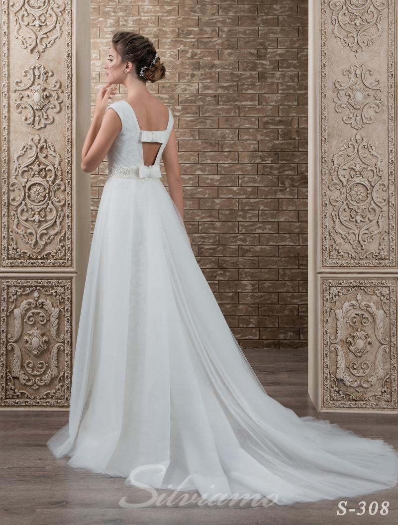 Свадебное платье Silviamo S-308