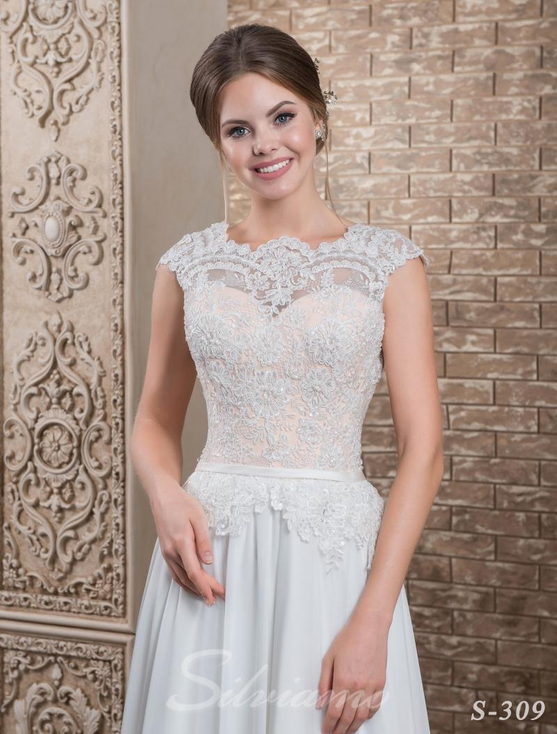Свадебное платье Silviamo S-309