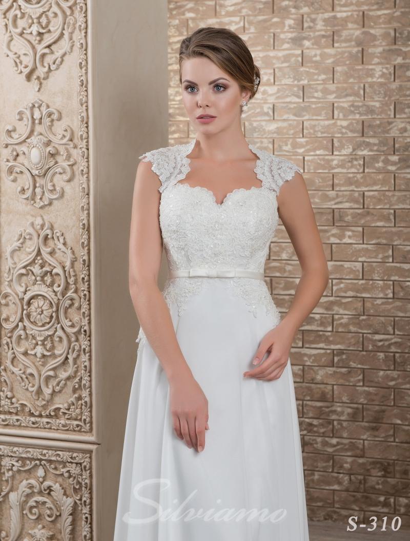 Свадебное платье Silviamo S-310