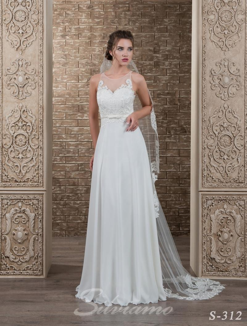 Wedding Dress Silviamo S-312