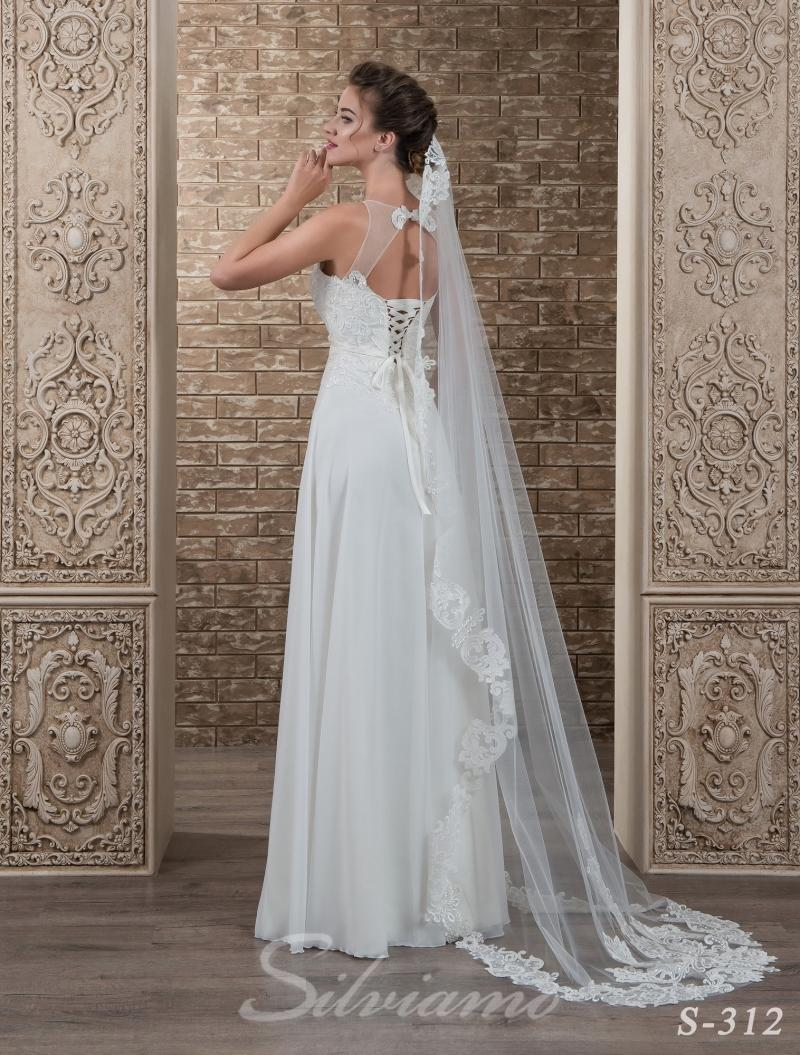 Свадебное платье Silviamo S-312