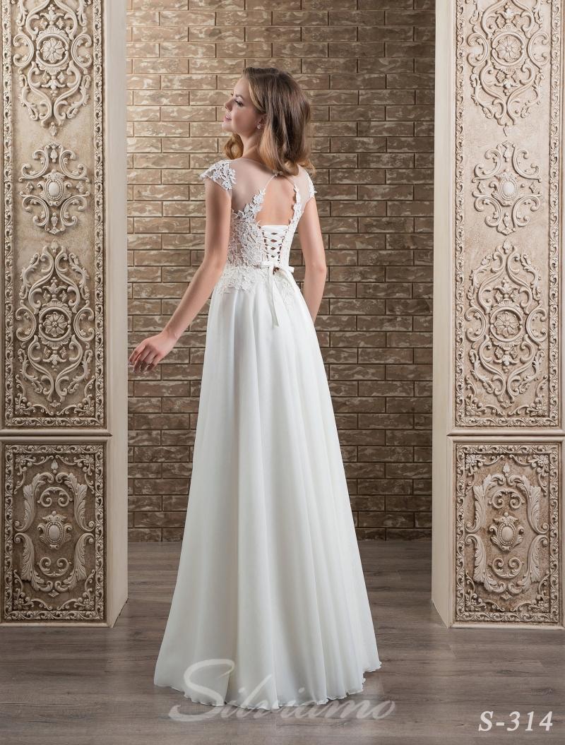 Свадебное платье Silviamo S-314
