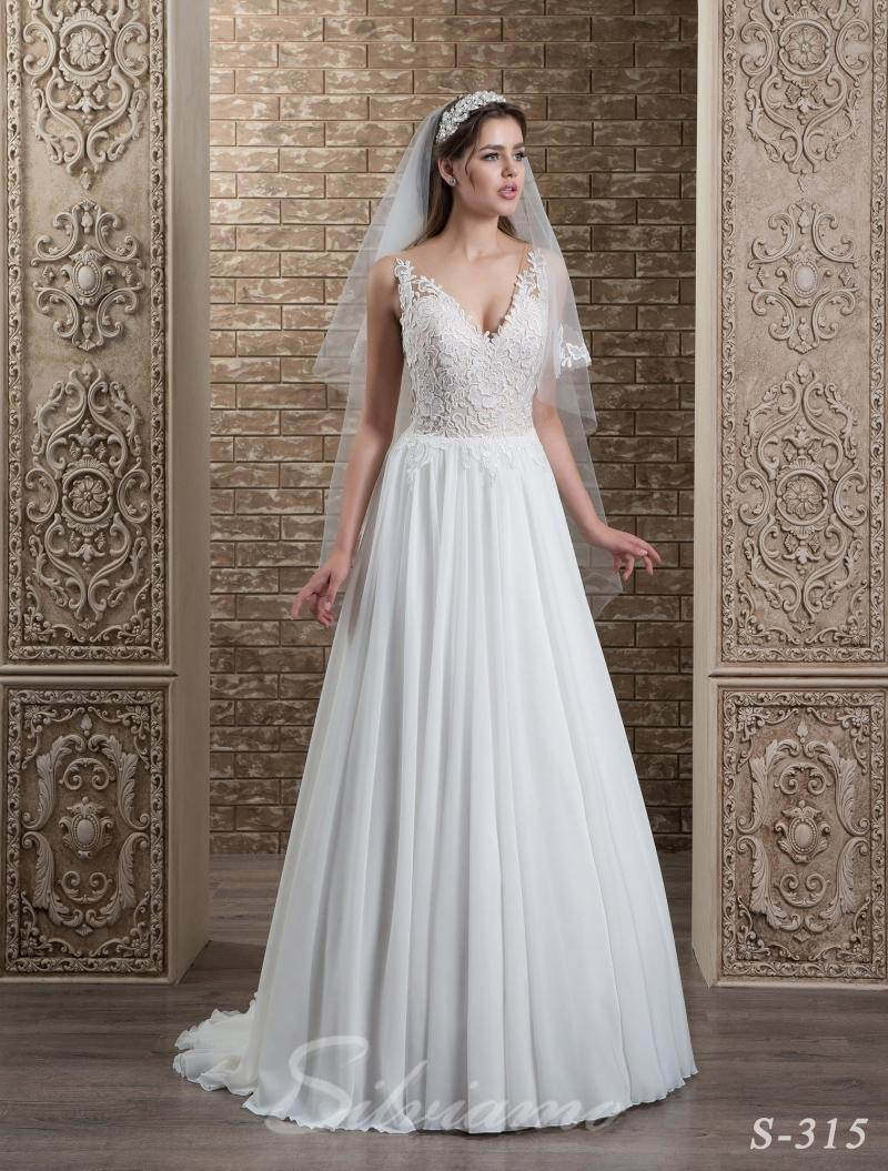 Wedding Dress Silviamo S-315