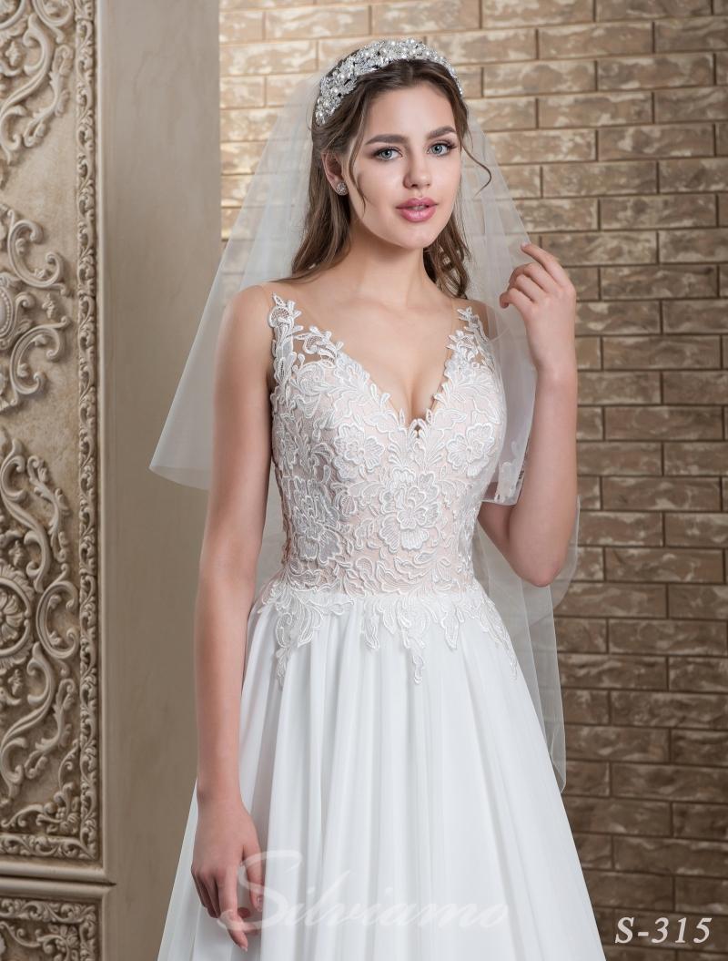 Свадебное платье Silviamo S-315