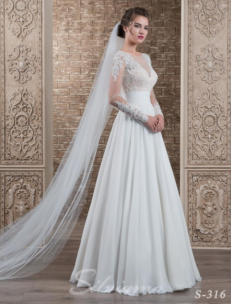 Wedding Dress Silviamo S-316