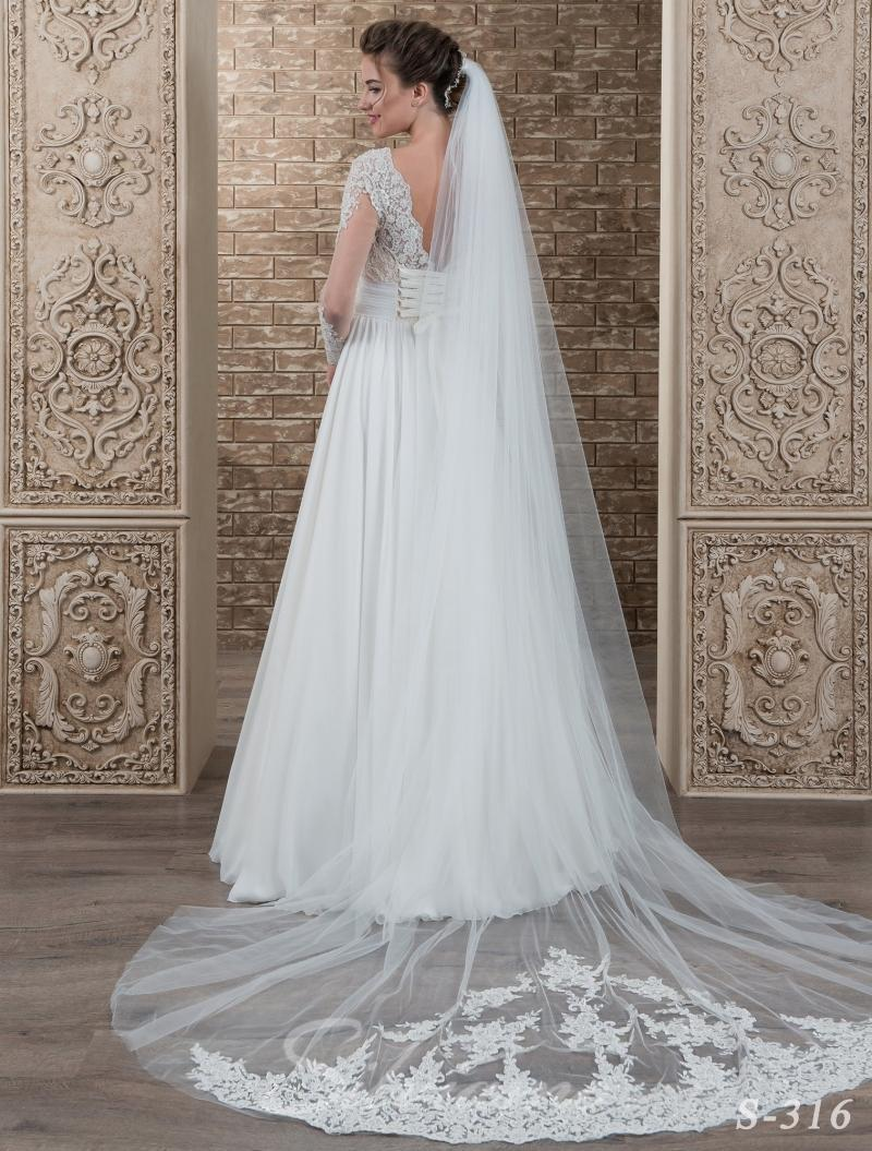 Свадебное платье Silviamo S-316
