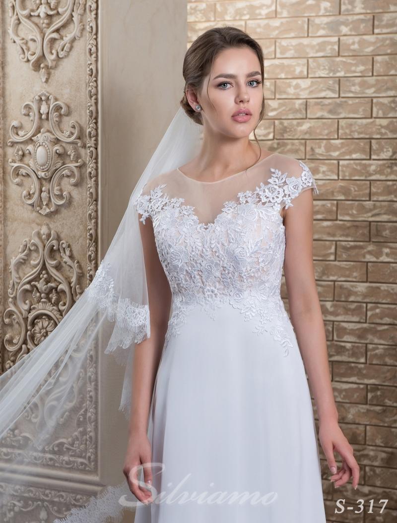 Свадебное платье Silviamo S-317