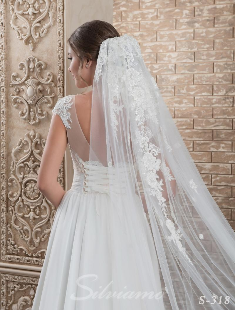 Свадебное платье Silviamo S-318
