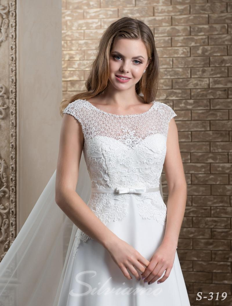 Свадебное платье Silviamo S-319