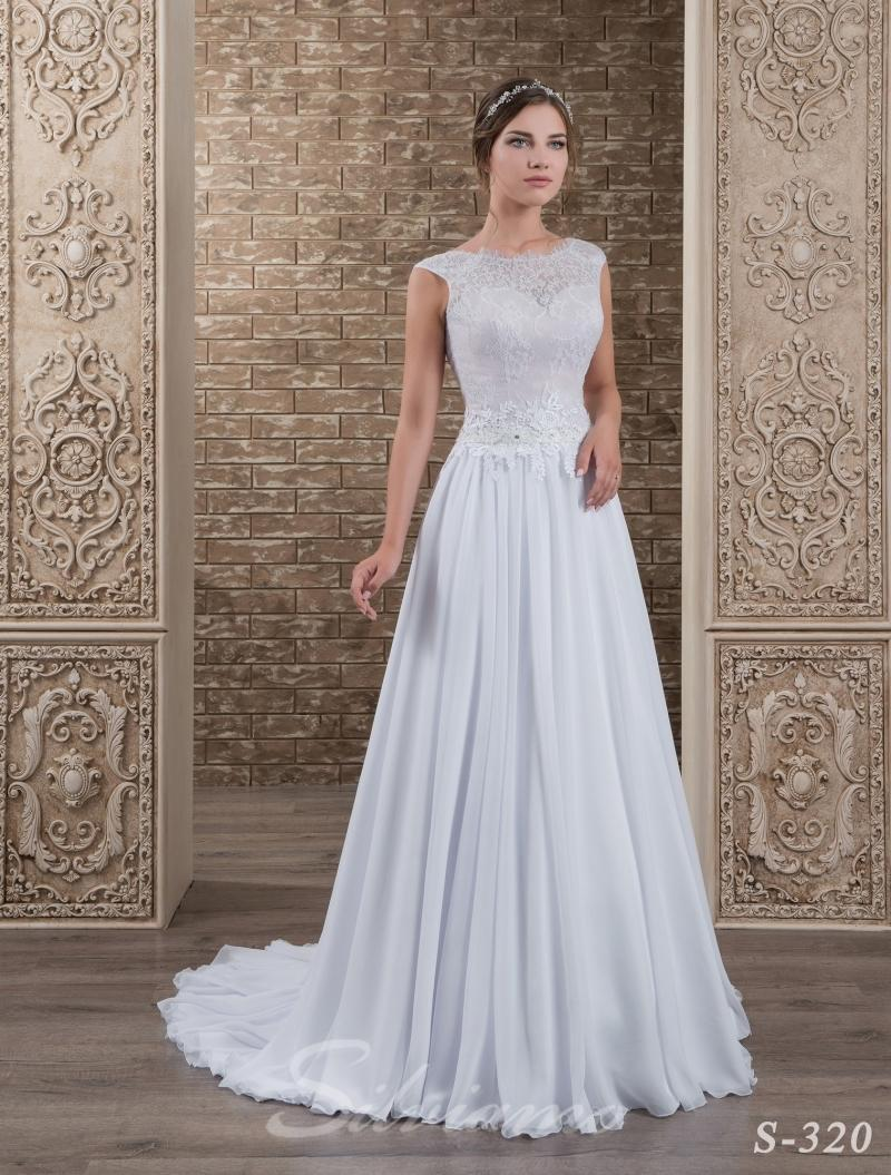 Wedding Dress Silviamo S-320