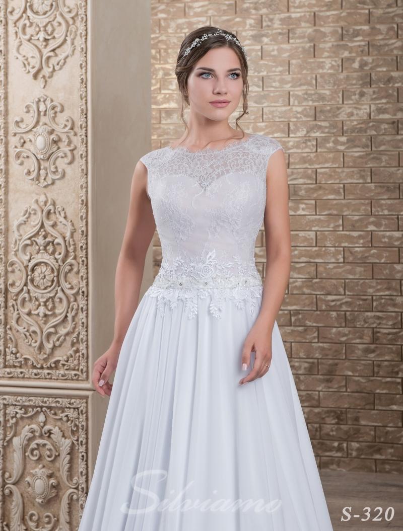 Свадебное платье Silviamo S-320