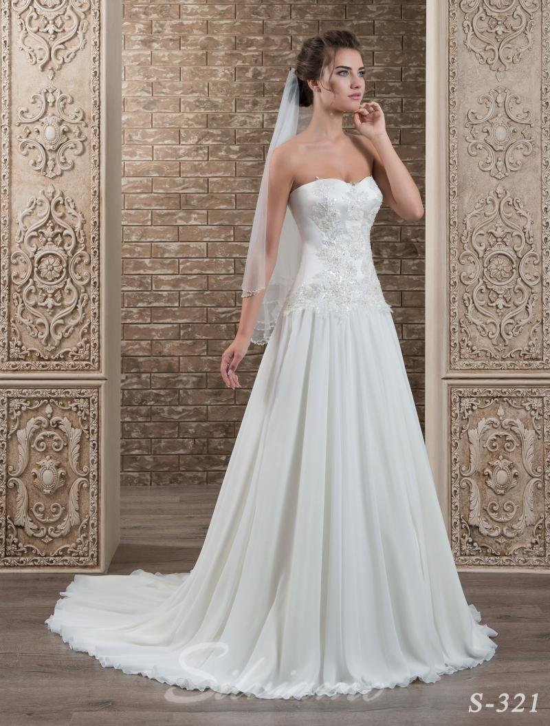 Wedding Dress Silviamo S-321