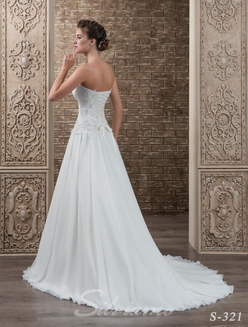 Свадебное платье Silviamo S-321