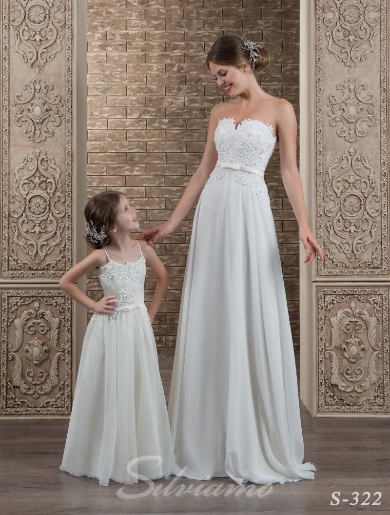Wedding Dress Silviamo S-322