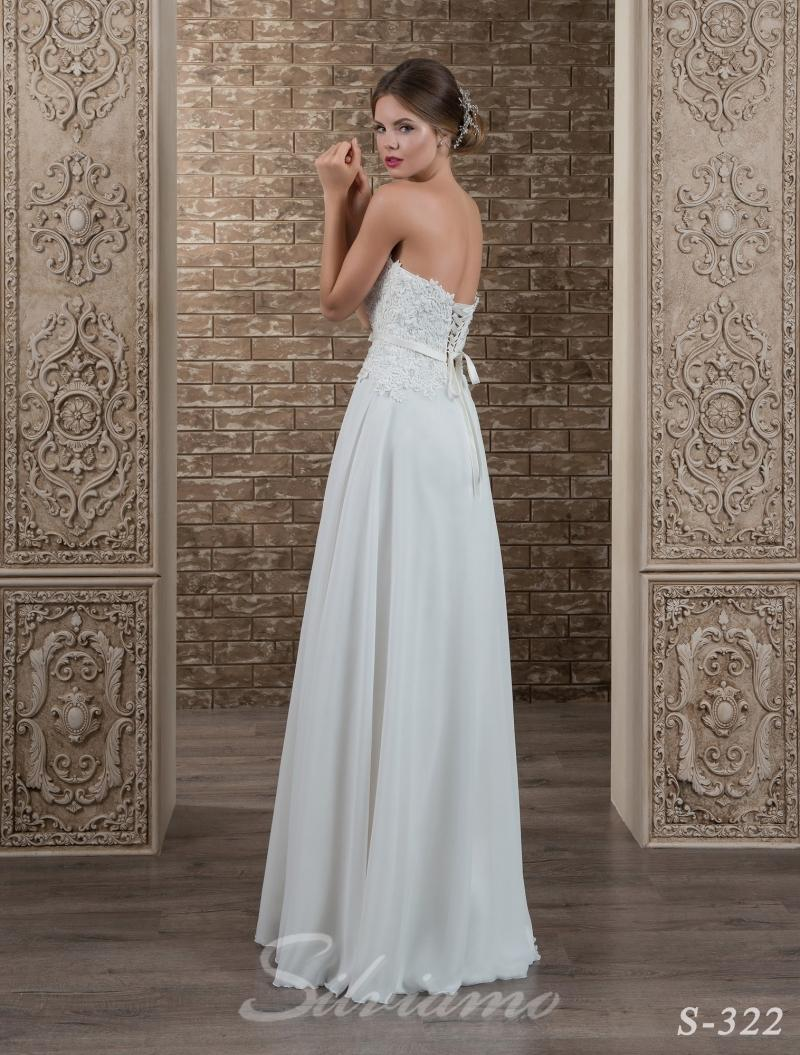 Свадебное платье Silviamo S-322