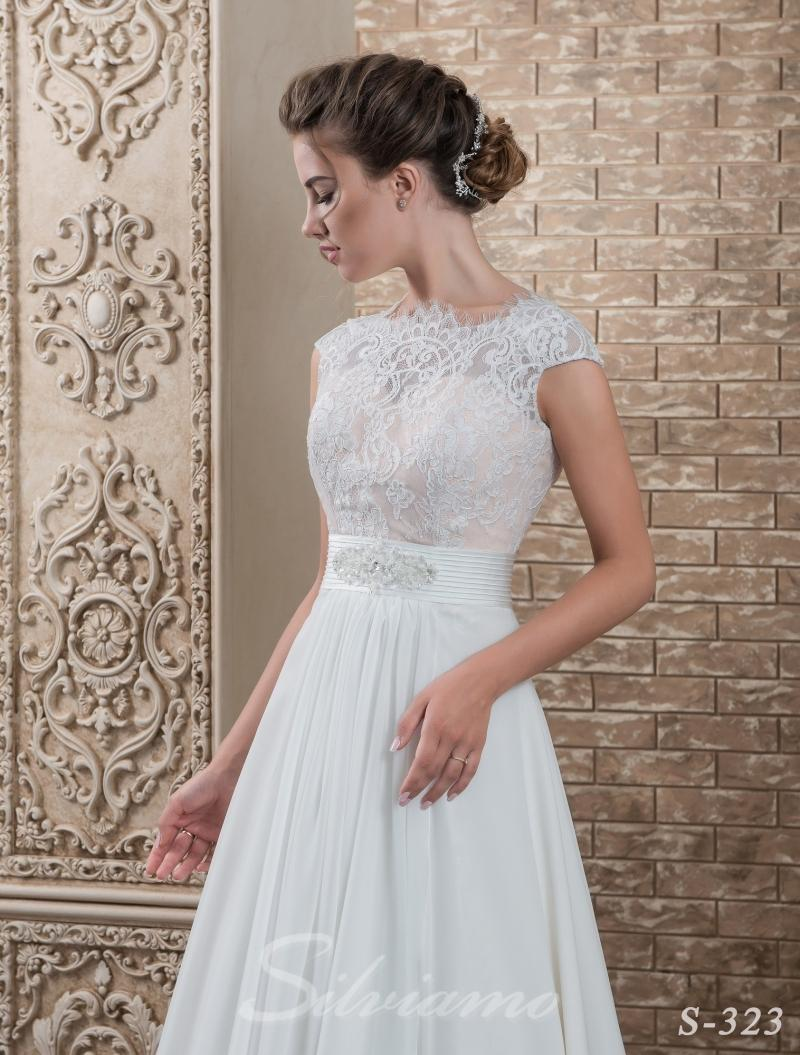 Свадебное платье Silviamo S-323