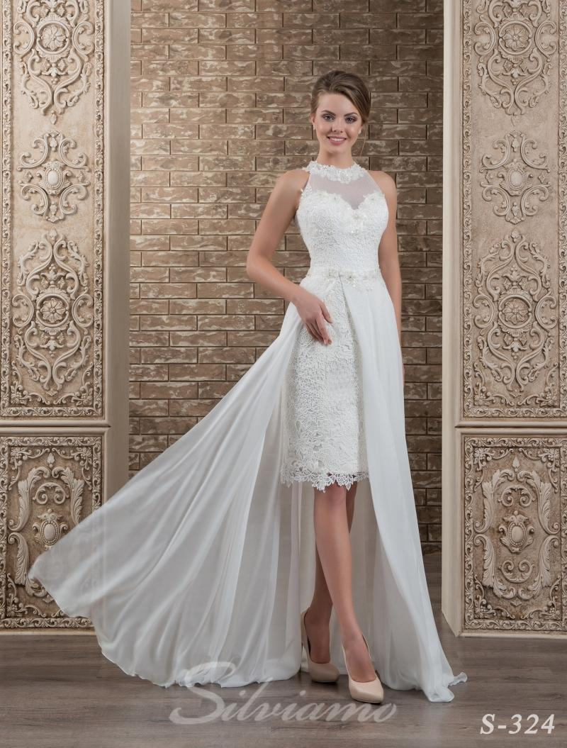 Wedding Dress Silviamo S-324