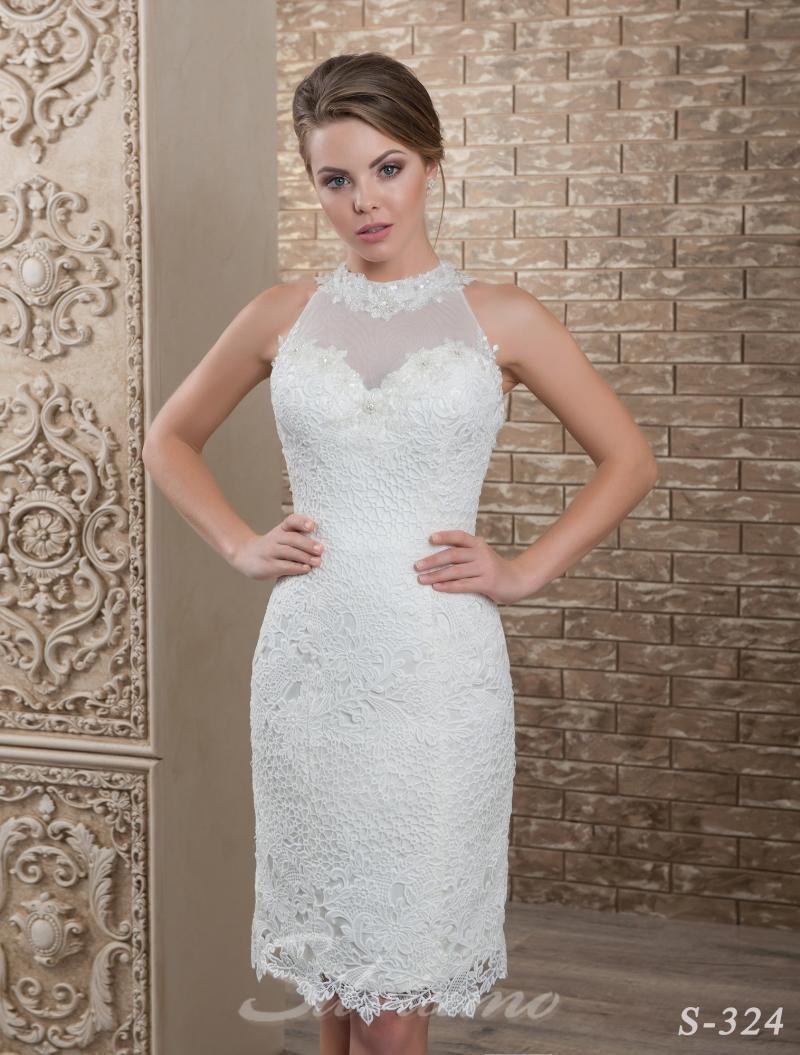 Свадебное платье Silviamo S-324