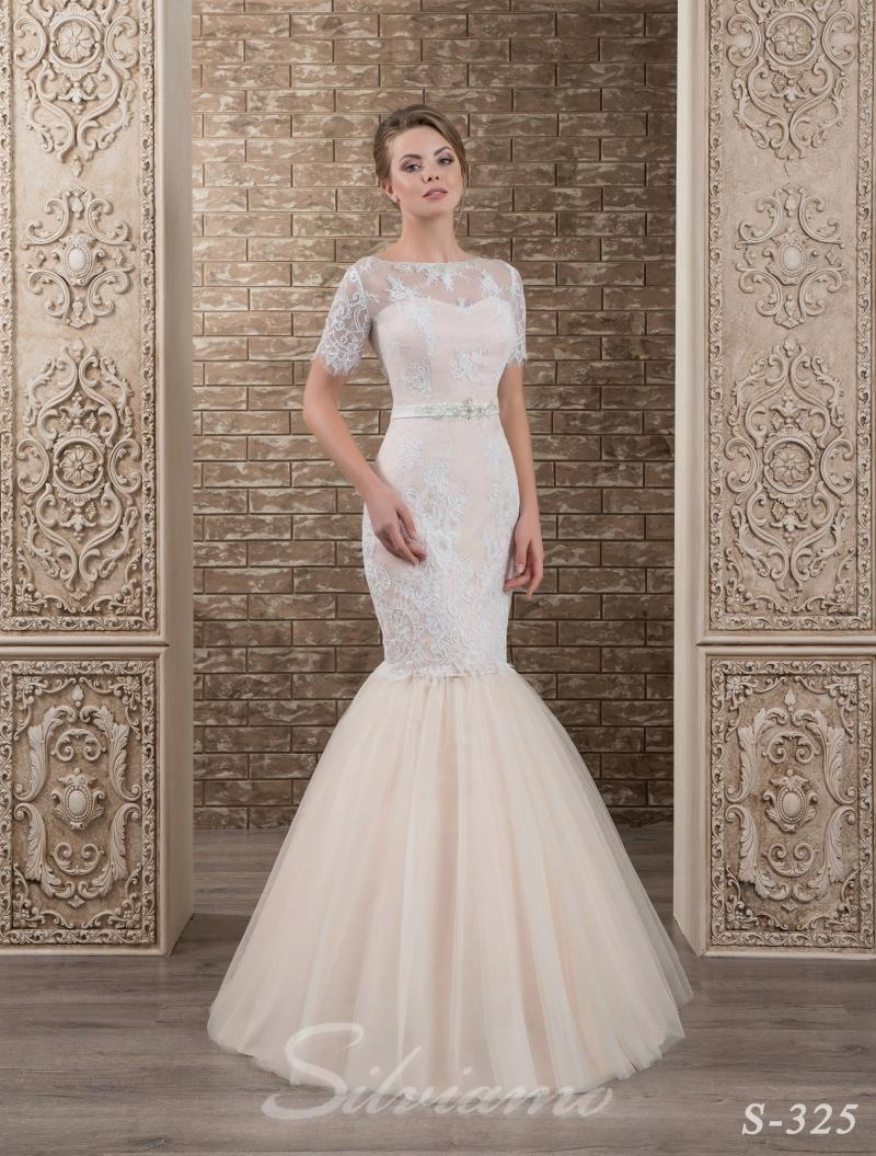 Wedding Dress Silviamo S-325