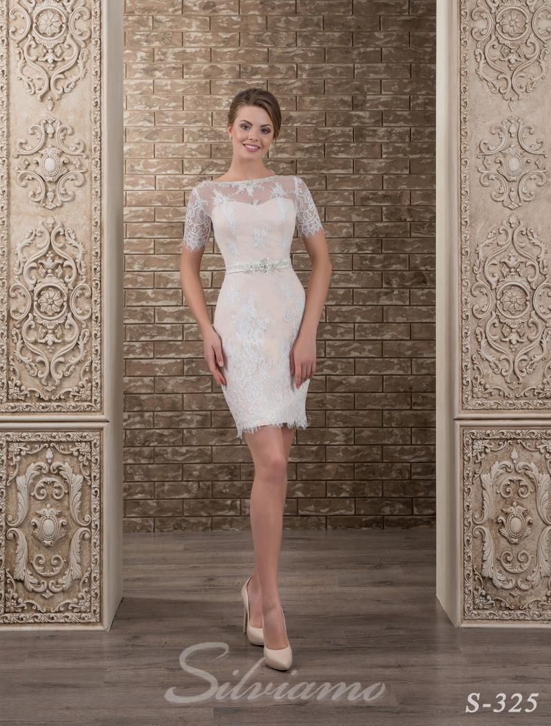 Свадебное платье Silviamo S-325
