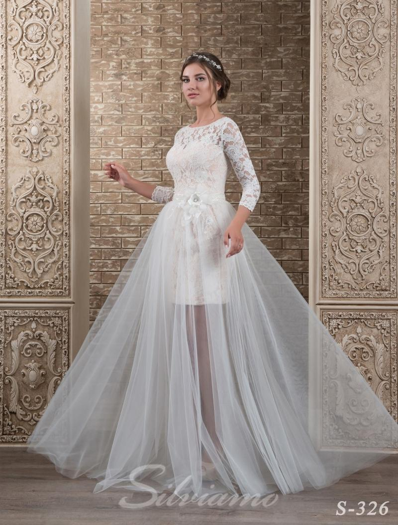 Wedding Dress Silviamo S-326